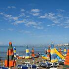 Summer beach by Maria1606