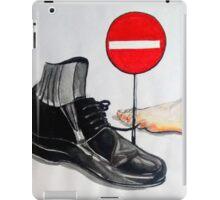 Quo vadis iPad Case/Skin