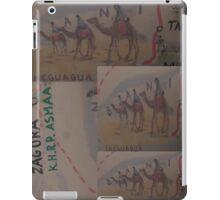 Deserttravel iPad Case/Skin