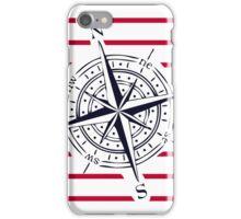 bigger compass iPhone Case/Skin