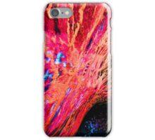 solar flare punk iPhone Case/Skin