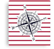 bigger compass Canvas Print