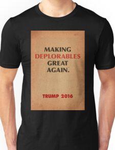 Trump Makings 5. Unisex T-Shirt