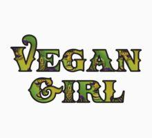 Vegan Girl One Piece - Long Sleeve