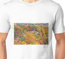 Autumn Flowering Unisex T-Shirt