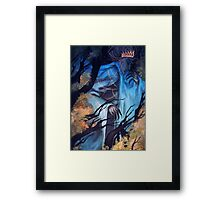 Forest Deity Framed Print