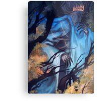 Forest Deity Metal Print