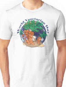 World Vegetarian Day Unisex T-Shirt