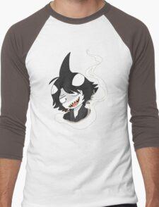 Shark Bully Men's Baseball ¾ T-Shirt