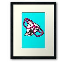 I'm a Lover Framed Print
