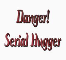 Danger, Serial Hugger! Kids Tee
