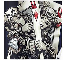 The Poker Queens Poster