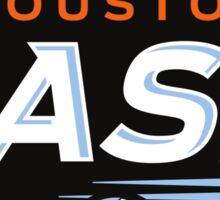 Houston Dash Logo Sticker