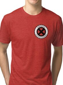 X-Men Xavier Institute Tri-blend T-Shirt