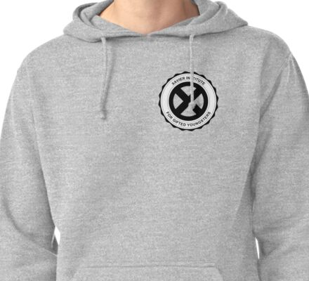 X-Men Xavier Institute Pullover Hoodie