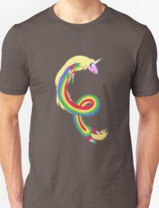 Lady Rainicorn T-Shirt