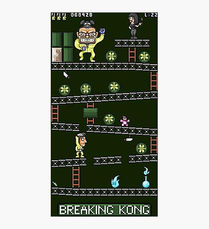 Breaking Kong Photographic Print