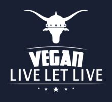 Vegan Vegetarian by T-ShirtsGifts