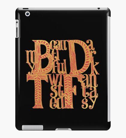 My Beautiful Dark Twisted Fantasy iPad Case/Skin