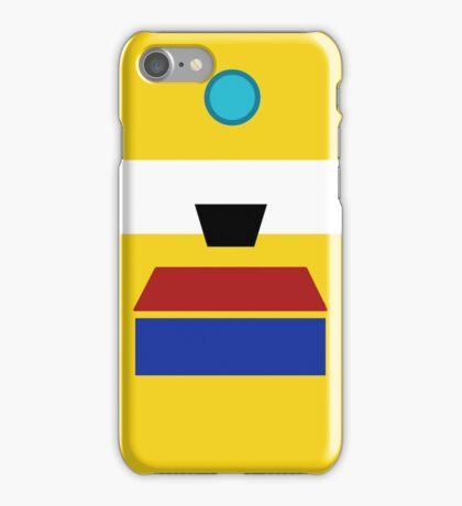 Minimalist Clap-Trap iPhone Case/Skin