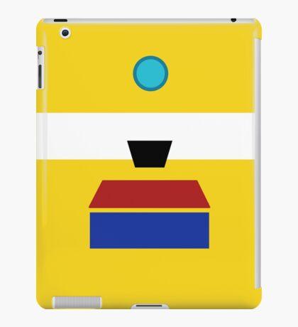 Minimalist Clap-Trap iPad Case/Skin
