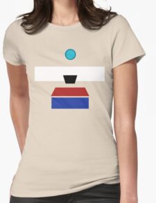 Minimalist Clap-Trap Womens T-Shirt