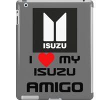 I Love My Amigo iPad Case/Skin