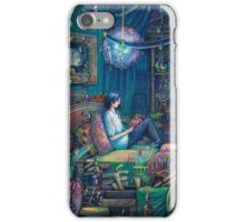 Howl's room in Moving Castle iPhone Case/Skin