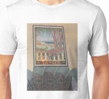 Atlas Travel Desert Caravan Tanger Tshirt Unisex T-Shirt