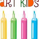 Art Kids by Zehda