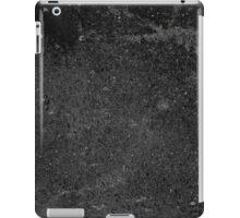 Remnants xx - pavement photography iPad Case/Skin
