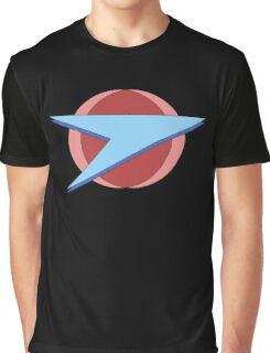 Blake's 7 - Federation Symbol (Full Size Version) Graphic T-Shirt