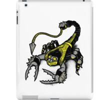 Realer Scorpion iPad Case/Skin