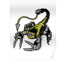 Realer Scorpion Poster