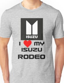 I Love My Rodeo Unisex T-Shirt