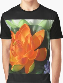 buddhism symbol - lotus - meditation Graphic T-Shirt
