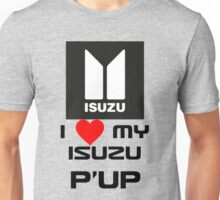 I Love My Pup Unisex T-Shirt