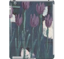 Tulips at Midnight iPad Case/Skin