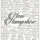 New Hampshire by FinlayMcNevin
