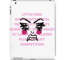 Lil Poundcake text iPad Case/Skin