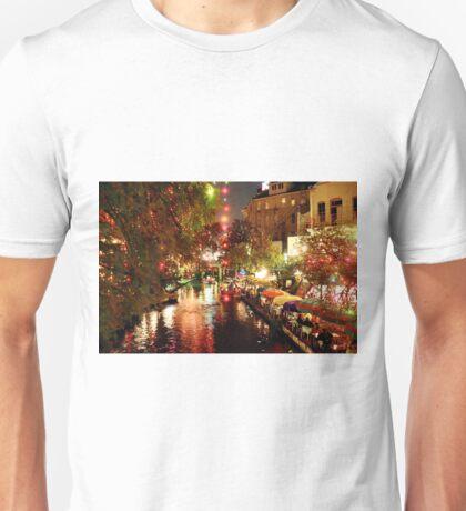 San Antonio River Walk Unisex T-Shirt