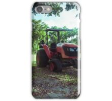 To the pit stop iPhone Case/Skin