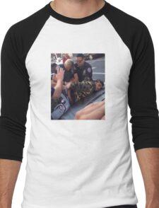 YMBape Arrested  Men's Baseball ¾ T-Shirt