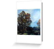 Kennesaw Mountain Battlefield Park Greeting Card