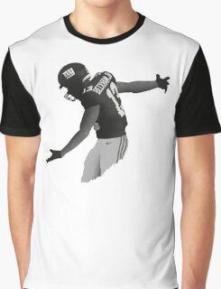 Odell Beckham Jr 13 Graphic T-Shirt