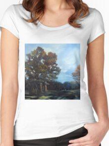 Kennesaw Mountain Battlefield Park Women's Fitted Scoop T-Shirt