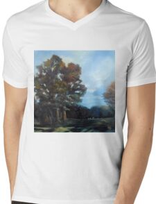 Kennesaw Mountain Battlefield Park Mens V-Neck T-Shirt