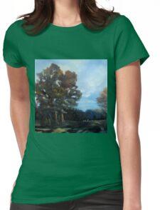 Kennesaw Mountain Battlefield Park Womens Fitted T-Shirt