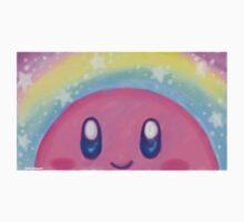 Peekaboo Kirby One Piece - Short Sleeve