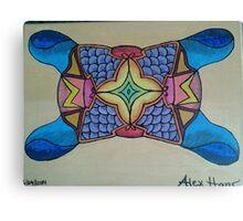Kaleidoscopes Canvas Print